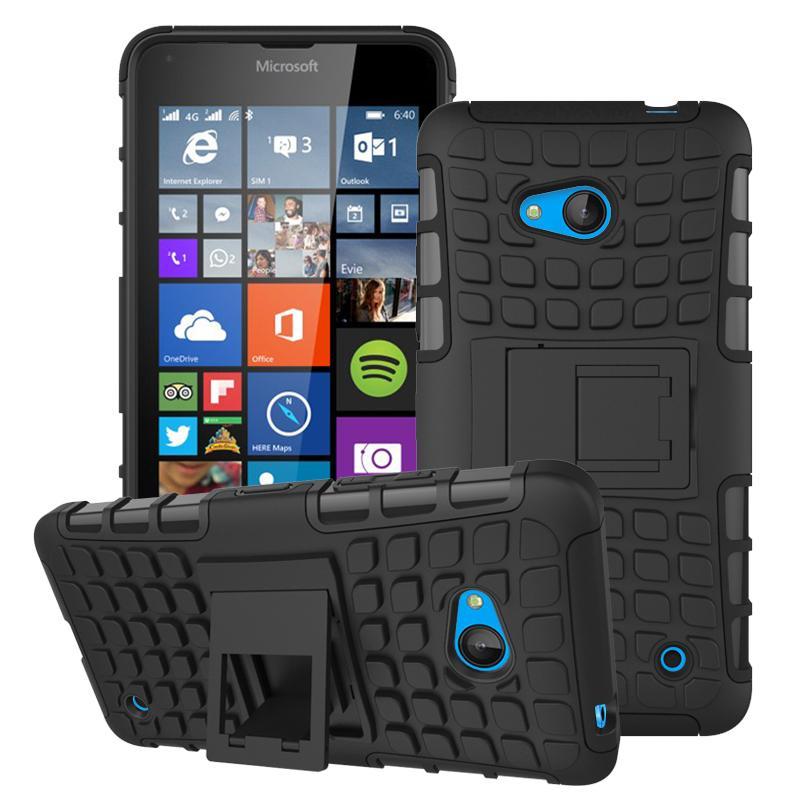 Hatoly na okładkę nokia lumia 640 case dysk silicone rubber telefon case do nokia lumia 640 case dla microsoft lumia 640 n640 * 9