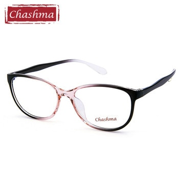 2861db34da95 ... Women's Glasses · Women's Eyewear Frames. Brand TR 90 Cat Eyes Style  Light Eyeglasses Wine Red Myopia—Free Shipping