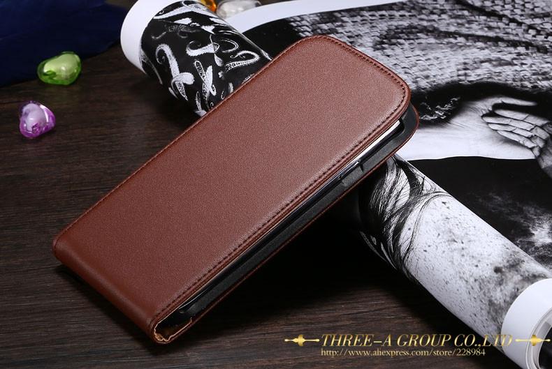 Kisscase dla samsung galaxy s3 s4 biznes skórzana phone case do samsung galaxy s3 i9300 s4 magnetyczny pionie klapka torby 2
