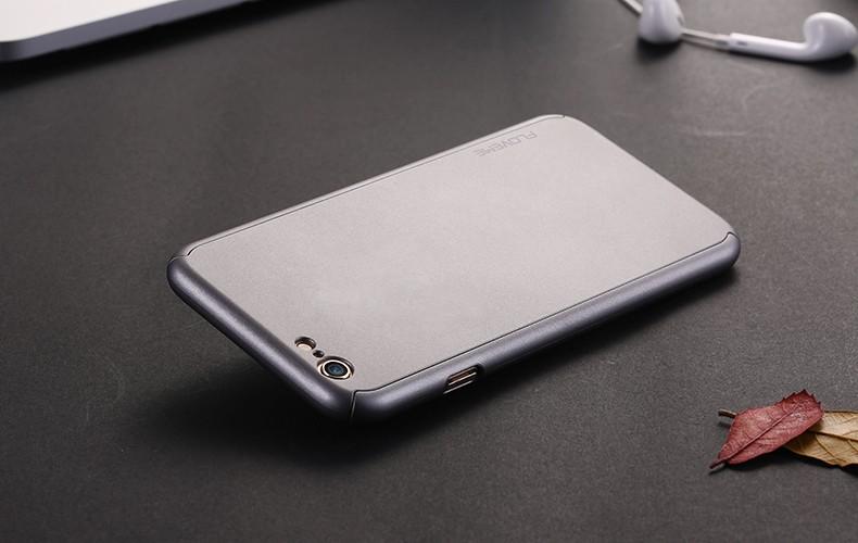 Floveme 6 s 7 plus armor screen protector 360 stopni case dla iphone 7 6 6 s dla iphone 6 6s 7 plus full chroń odporny na wstrząsy pokrywa 31