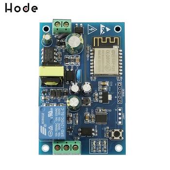 HOT AC 220V Wifi Relay Switch Remote Control Smart Home ESP8266 Relay