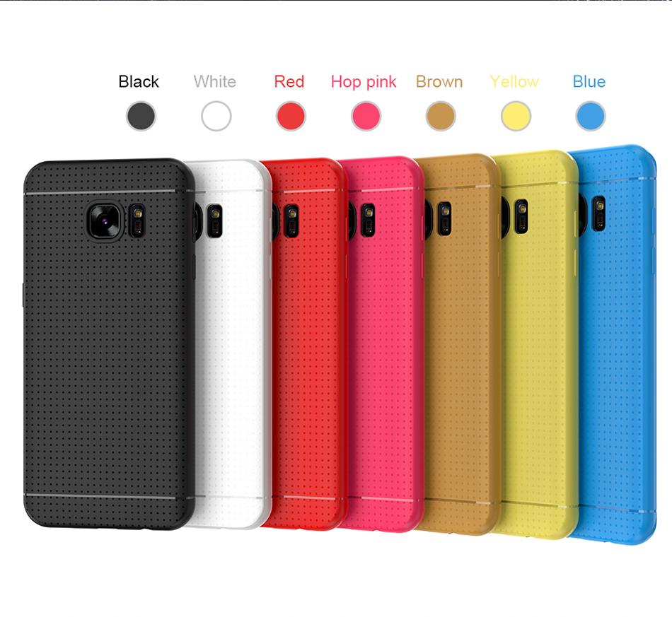 Kisscase candy kolor miękkiego silikonu case do lg g3 d855 g4 g3 case plastra miodu dot tpu pokrywa dla iphone 7 6 samsung galaxy s8 s8 + s7 9