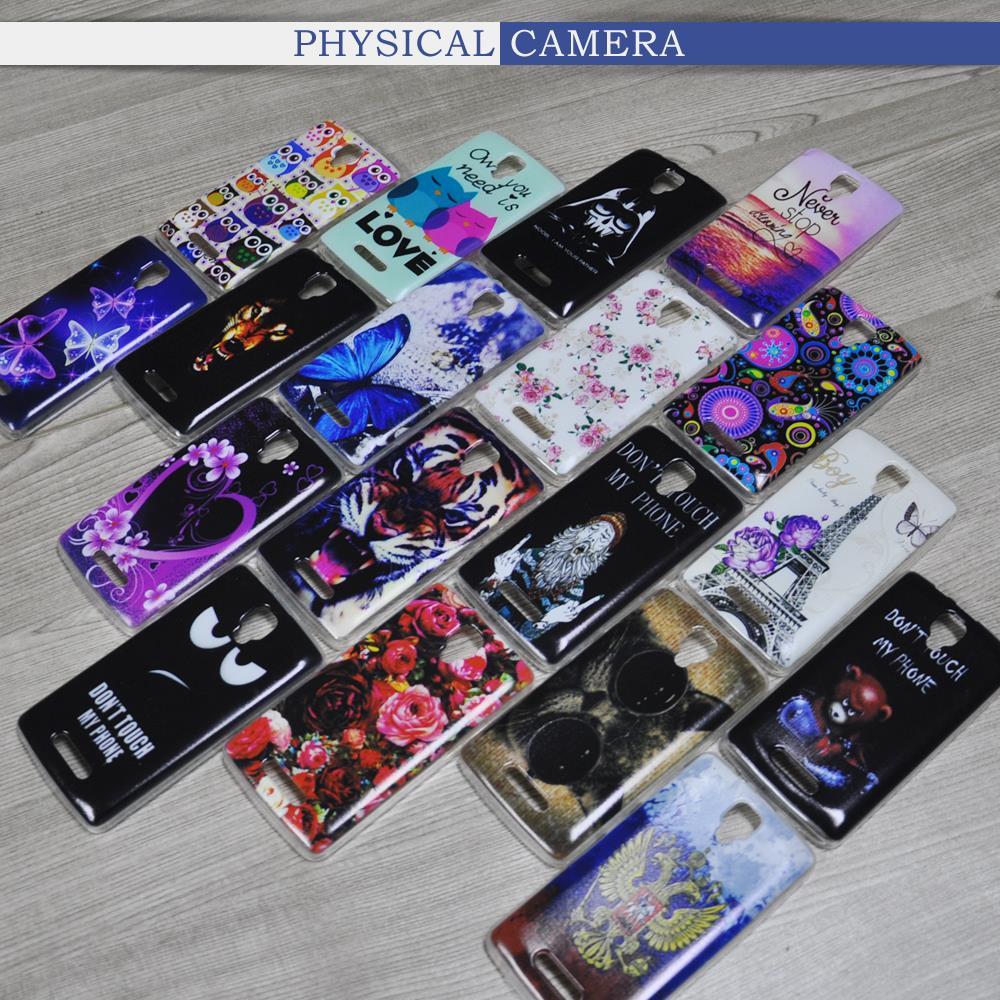 Colorfull miękki gel case pokrywa dla lenovo a1000 a5000 a2010 s60 s90 p1 p70 k3 k4 uwaga/vibe s1 p1m x3 lite moblie telefon hartowane 12
