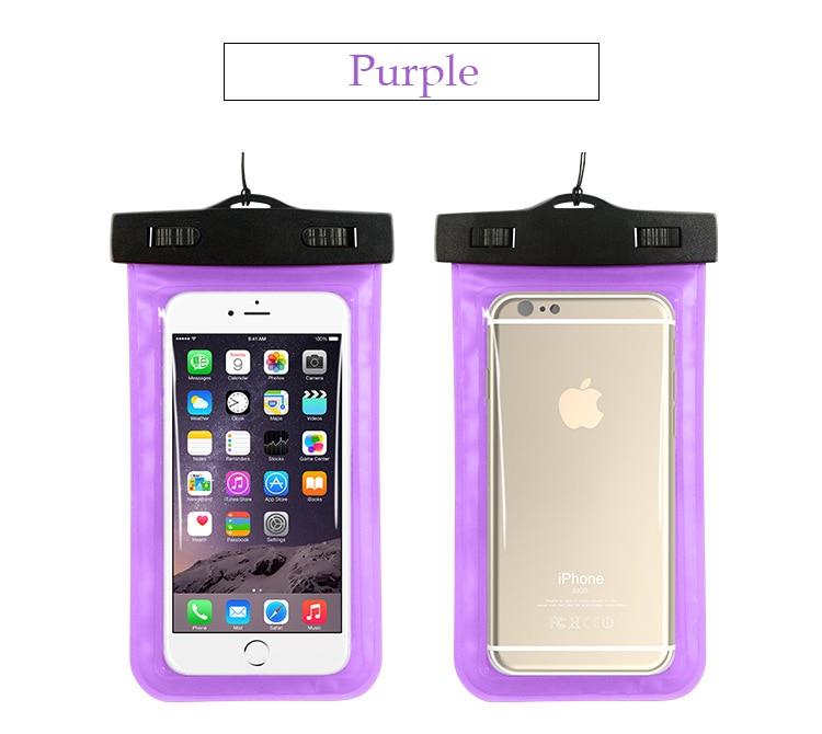 Tmalltide Uniwersalny Telefon Torby Etui z Paskiem Wodoodporne Przypadkach 5S Pokrowce na iPhone 6 6 S 7 Plus Skrzynki Pokrywa 28