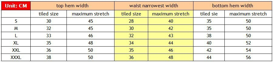 Slimming Waist shapers
