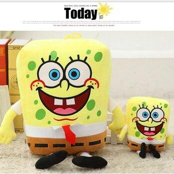 7 pcs/set Super Cute Soft Plush Spongebob,Patrick