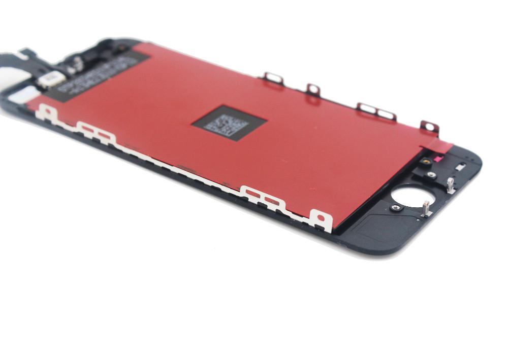 Czarny gwarancja 100% aaa wymiana wyświetlacza dla iphone 5 iphone 5c iphone 5s lcd z ekranem dotykowym digitizer pełna zgromadzenia 2