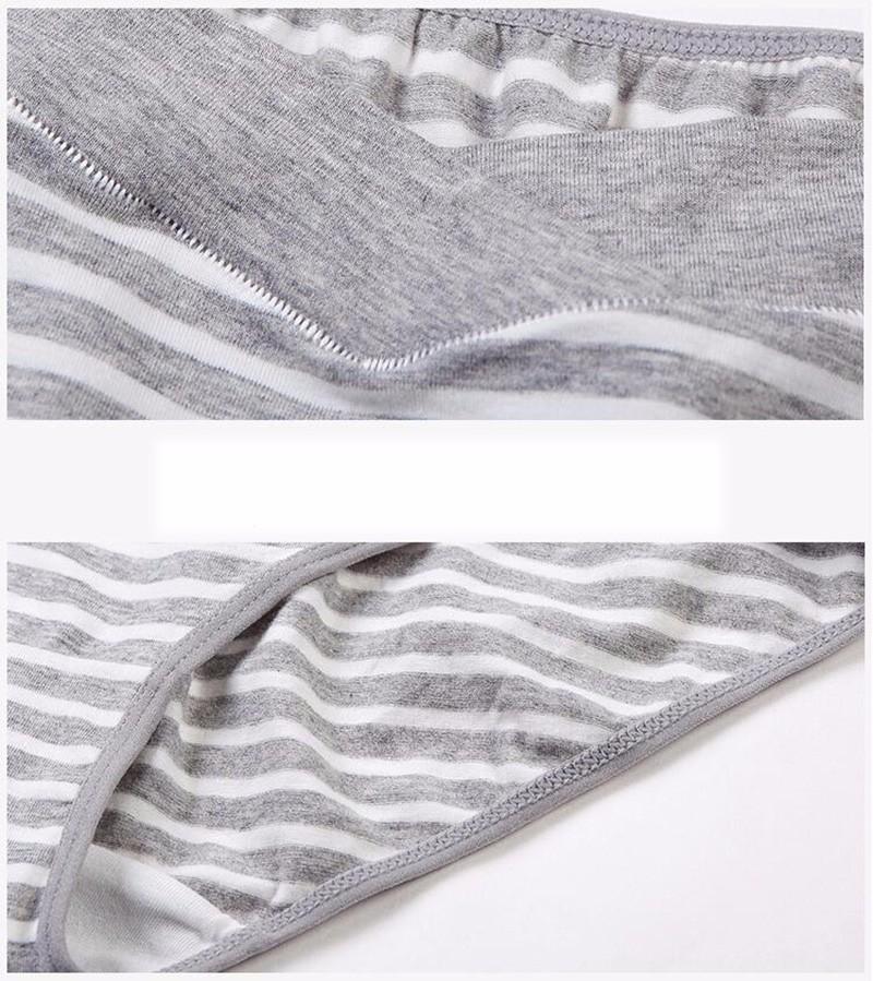 Underwear ztov 3 sztuk/partia bawełna ciąży macierzyństwa kobiet majtki kobiet w ciąży ubrania w kształcie litery u niskiej talii majtki m l xl xxl k11 20