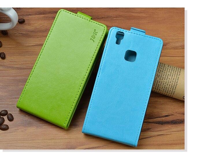 Dla doogee x5 max case wysokiej jakości pu skórzanej oprawie przerzuć w pionie telefon case fundas dla lenovo k6 x5 max uwaga (k53a48) 3
