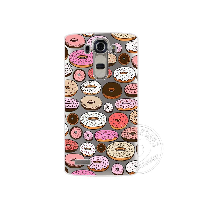 """Tpu pokrowce na lg g4 h815 h818 5.5 """"przezroczysty drukowanie rysunek silikonowe etui na telefony pokrywa dla lg g4 moda phone case 13"""