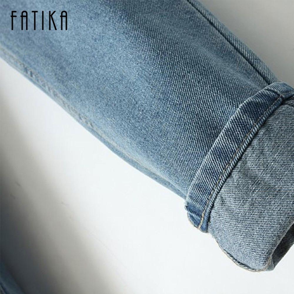 [B-222] 2014 wiosna nowych kobiet wysokiej kowbojskie spodnie harem rocznika kowbojem pełnej długości spodnie luźne spodnie kowbojskie 8