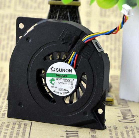 Wholesale: the original P/N:3V5X7-A00 GB0555PDV1-A 5V 0.11A hard disk fan