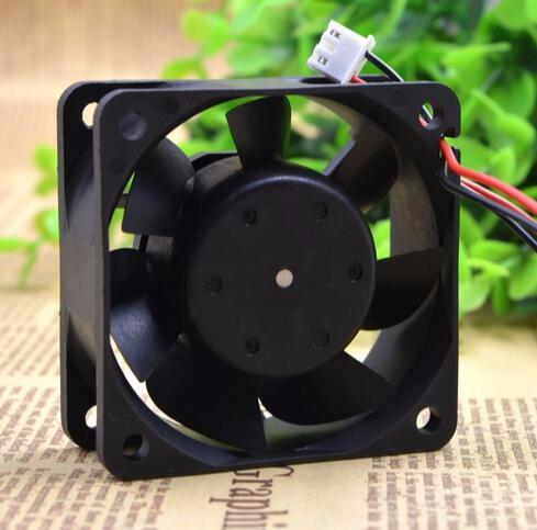Original TA225DC M33455-16 12V 0.22A NIDEC 60*60*25 two wire double ball fan