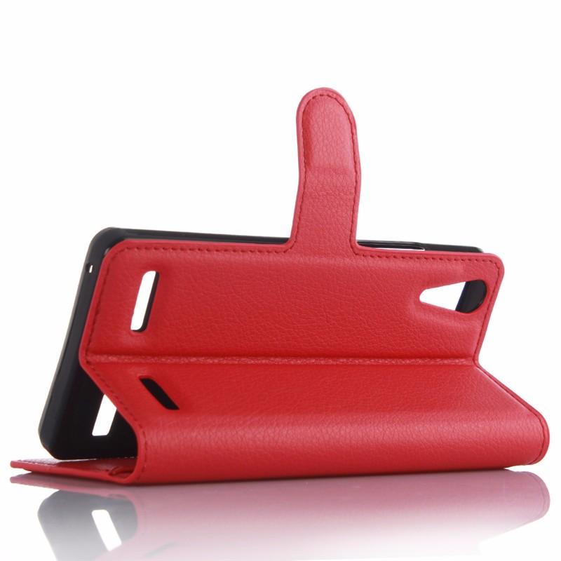 Dla lenovo a6010 a6000 capa luxury leather wallet odwróć case dla lenovo a 6010 a6010 plus a6000 plus pokrywa z czytnikiem kart stojak 16
