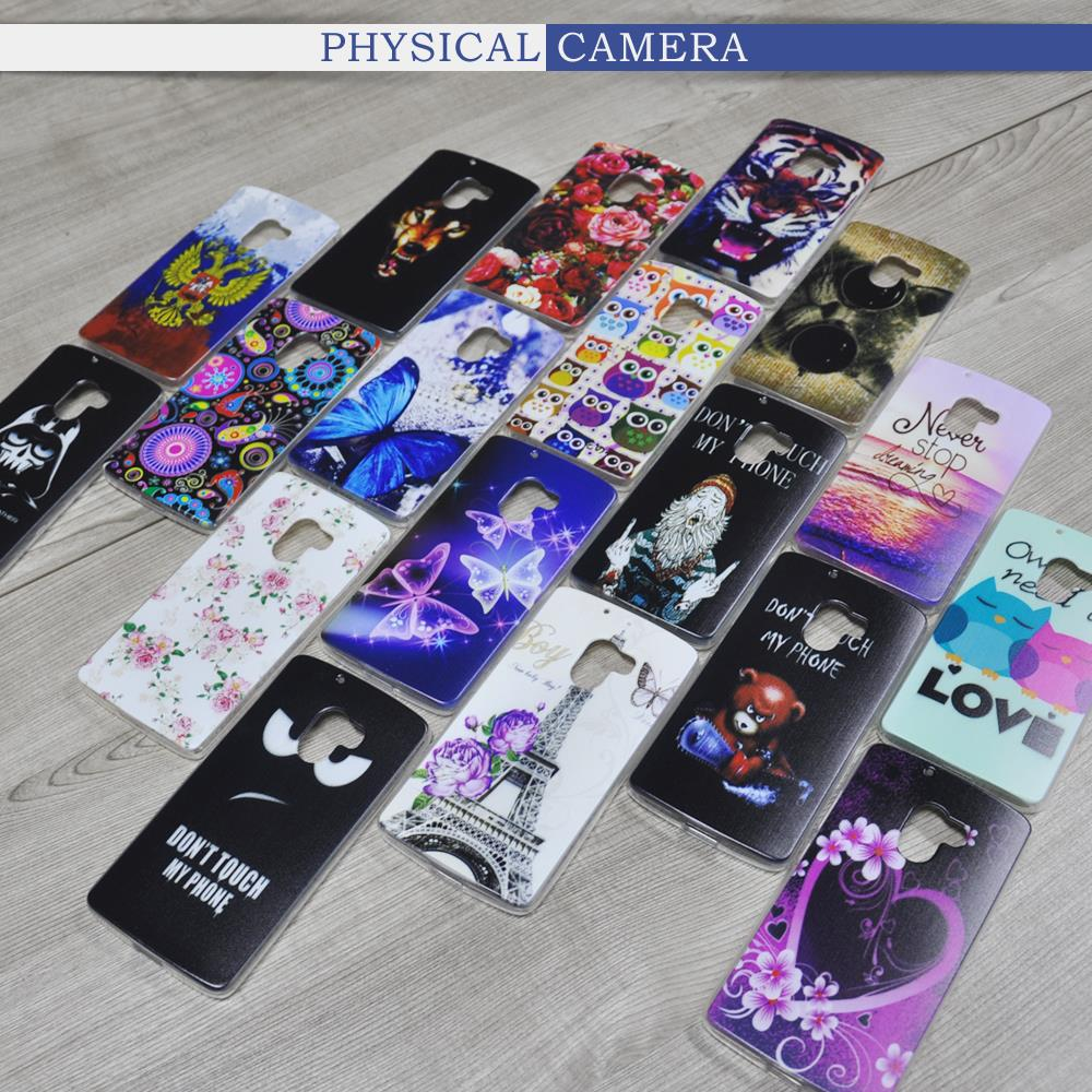 Colorfull miękki gel case pokrywa dla lenovo a1000 a5000 a2010 s60 s90 p1 p70 k3 k4 uwaga/vibe s1 p1m x3 lite moblie telefon hartowane 29