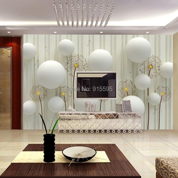Niestandardowy mural tapeta 3d styl europejski salon tv tle tapety malowidła sypialni włókniny tapety nowoczesne paski 6