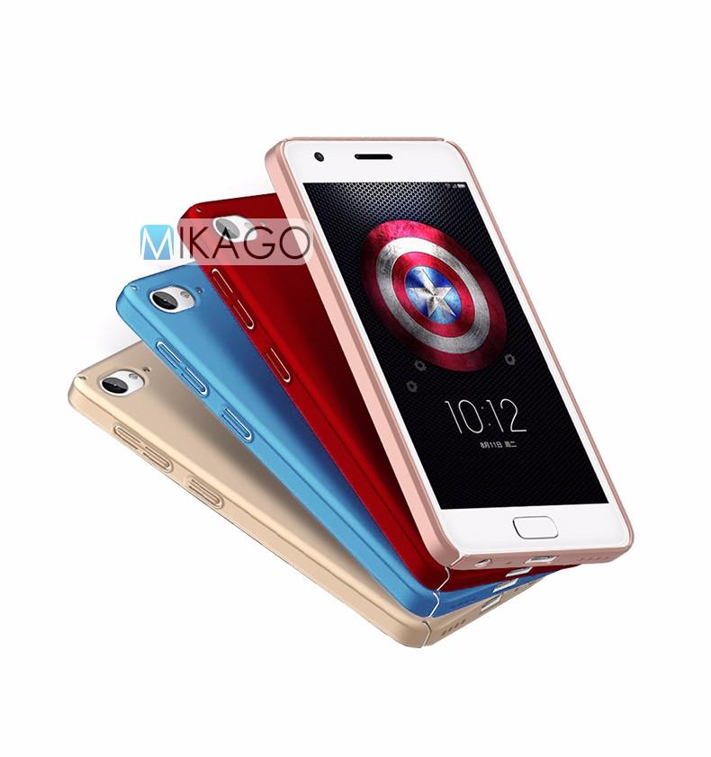 Pełna pokrywa plastikowa powłoka 5.0for zuk z2 case dla lenovo zuk z2 telefon komórkowy back cover case 2