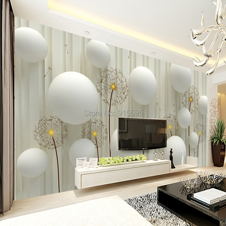 Niestandardowy mural tapeta 3d styl europejski salon tv tle tapety malowidła sypialni włókniny tapety nowoczesne paski 4