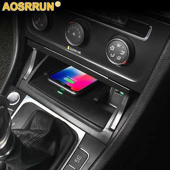 meilleur super populaire produits de qualité Pour Volkswagen VW Golf 7 MK7 accessoires de voiture téléphone