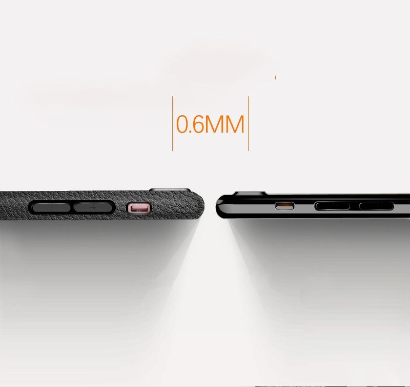 Dla iphone 7 plus iphone 7 case silicon ultracienkich tpu miękka skóra wzór case dla iphone 6 6s plus logo hole back cover czarny 9