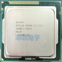 Original Intel Xeon Prozessor E3-1270 SR00N E3 1270 Quad-Core Prozessor LGA1155 Desktop CPU