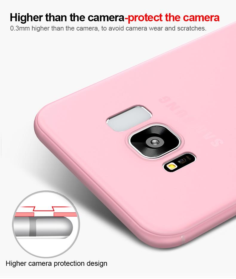 Cafele miękka tpu case do samsung s8/s8 plus sprawach slim powrót protect skóry ultra thin telefon pokrywa dla samsung galaxy s8 plus 10