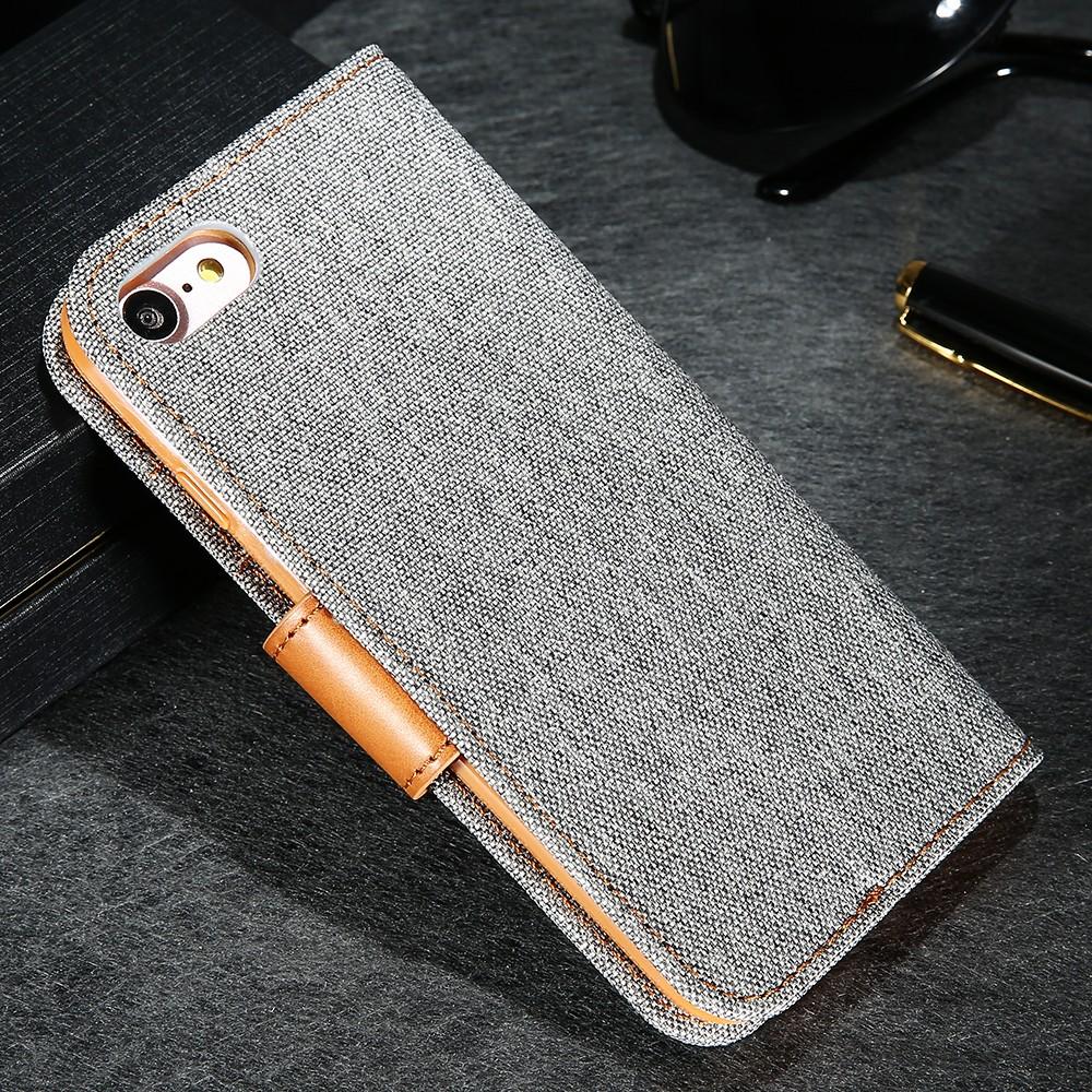 Kisscase stań portfel przerzuć przypadki dla iphone 6 6s 7 5 5S mody hit kolor slot kart skóra pokrywa dla iphone 7 6 s plus z logo 25