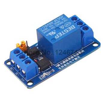 3 3V 5V 12V 24V 1 Channel Relay Module High and low Level Trigger