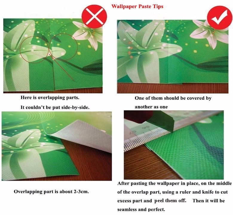 Niestandardowe Zdjęcia Tapety Stereoskopowe 3D Kwiaty Salon Sofa Tło Tapeta Nowoczesna Home Decor Pokoju Krajobraz Malowidła Ścienne 16