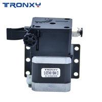 Tronxy Titan Extruder 3D Drucker Teile Für MK8 E3D V6 Hotend J-kopf Bowden Montage Halterung 1,75mm Filament mit motor und kabel