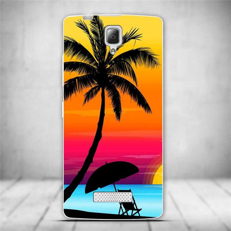 Luksusowe tylna pokrywa miękki tpu case dla lenovo a2010 a 2010 szczupła cienkie silikonowe etui na telefony dla lenovo a2010-a/a 2010 powrót skóry 19