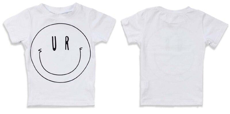 [100% Pozytywne Opinie] koszulka letnia dla dzieci 2017 dzieciak odzieży dziecko ice cream wzór t shirt chłopcy dziewczyny top tees znosić 13