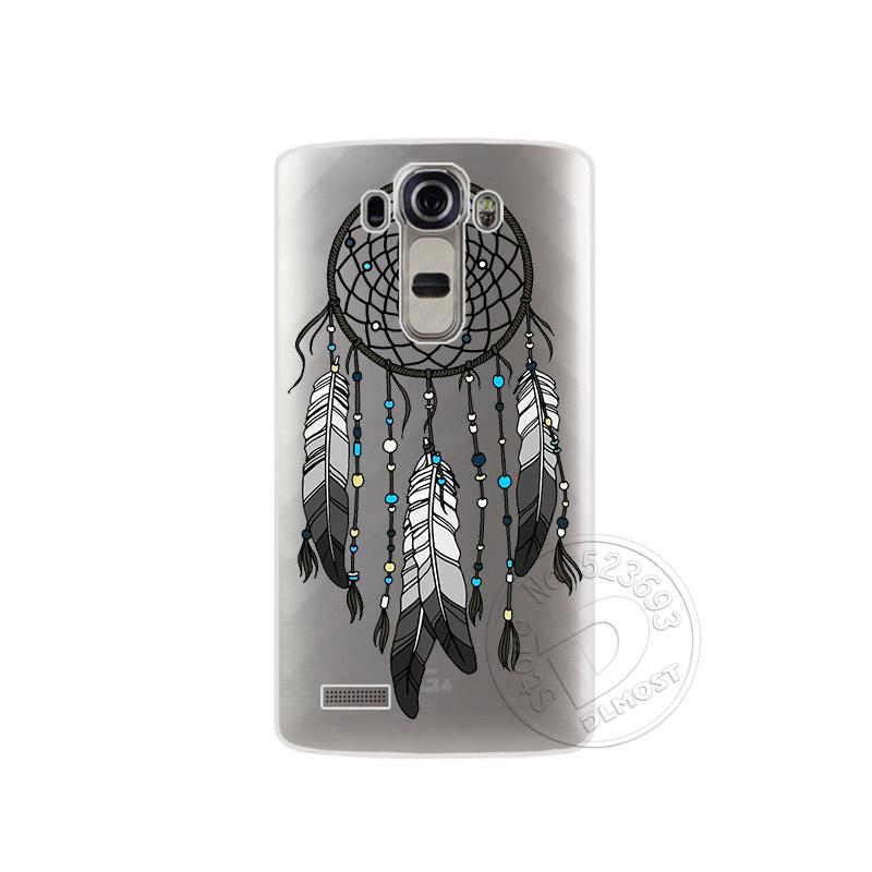 """Tpu pokrowce na lg g4 h815 h818 5.5 """"przezroczysty drukowanie rysunek silikonowe etui na telefony pokrywa dla lg g4 moda phone case 9"""