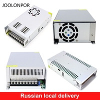 Ac-Dc 정전력 공급 장치, 24V 48V 8A 10A 10.4A 20A 400W 480W 500W 960W 1000W Led 변압기 스위칭 전원 공급 장치