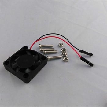 CPU Cooling Fan 3 3 / 5V Multi-Function Silent Cooling Fan for Orange