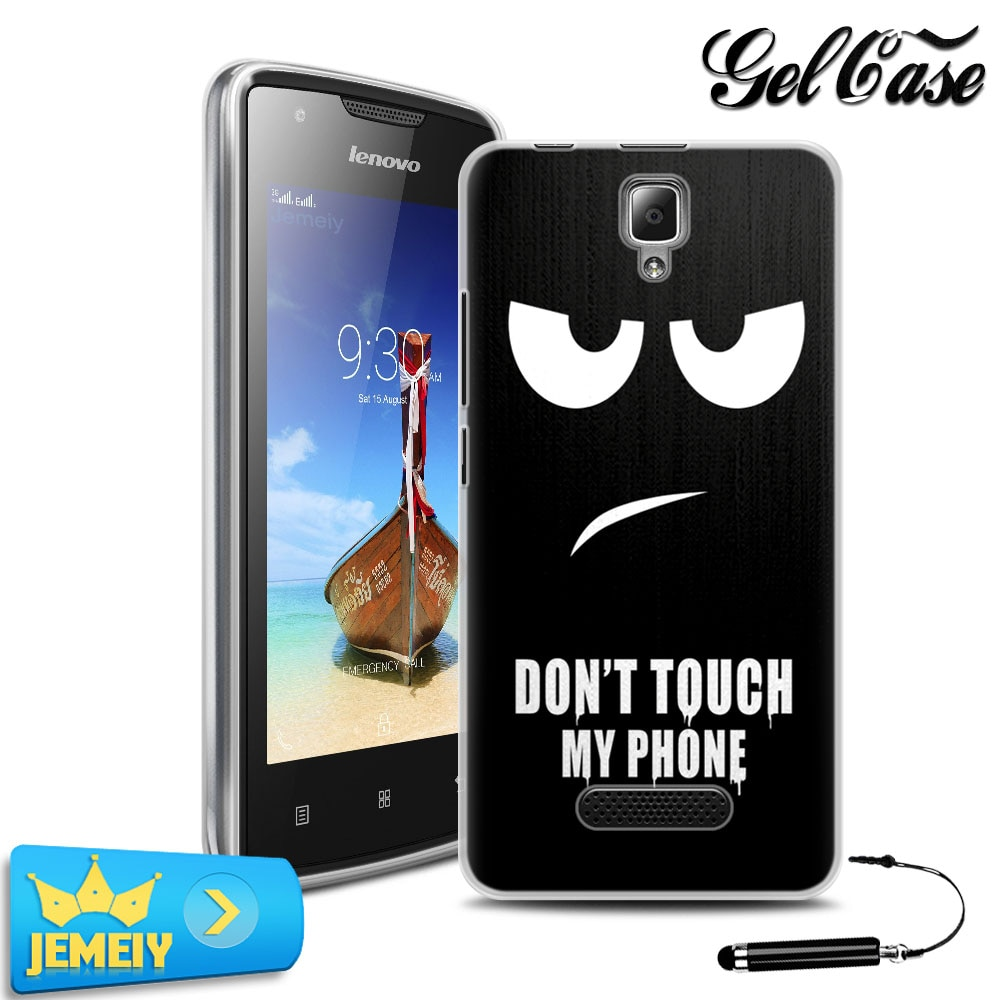 Colorfull miękki gel case pokrywa dla lenovo a1000 a5000 a2010 s60 s90 p1 p70 k3 k4 uwaga/vibe s1 p1m x3 lite moblie telefon hartowane 8