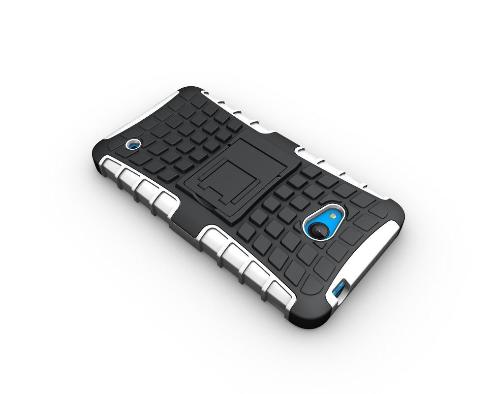 Uchwyt hybrid armor case dla microsoft lumia 650 640 635 630 case tpu obudowa odporna na wstrząsy pokrywa dla nokia lumia 635 640 650 case 59