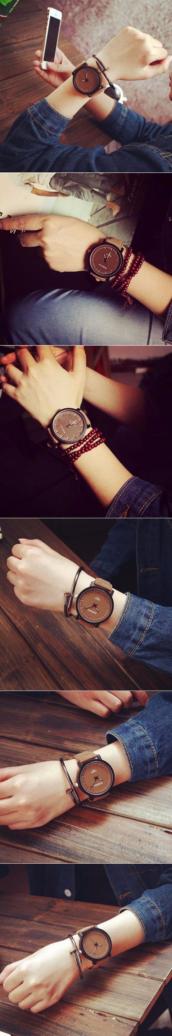 - HTB1h8TDMVXXXXXGXVXXq6xXFXXXj - UNISEX leather belt watches