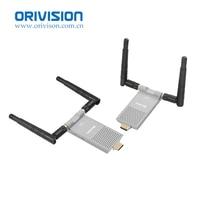 Air Prime 200 M/656FT 5,8 GHz Wireless WIFI HDMI Audio Video Extender Sender sender Empfänger Kit Mit IR loop Out