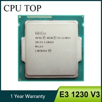 Intel Xeon E3 1230 V3 3,3 GHz Quad-Core LGA 1150 Desktop CPU Prozessor