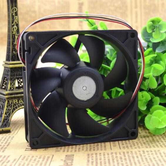 Genuine NIDEC U92T24MUA7-53J56 90*90*25 24V 0.14A 9CM three line frequency converter fan