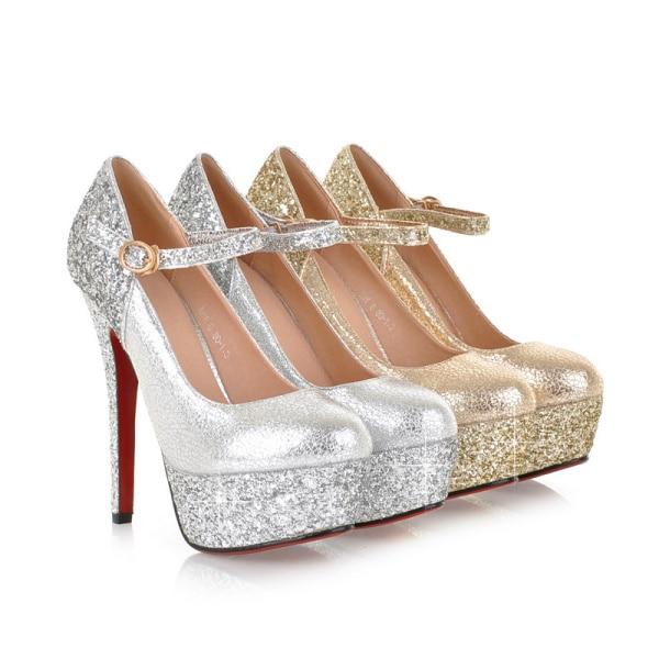14cm High Heel Bride Wedding Shoes
