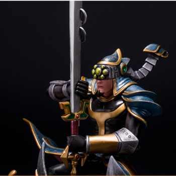 LOL League online Game Master Yi the Wuju Bladesman Action Figure