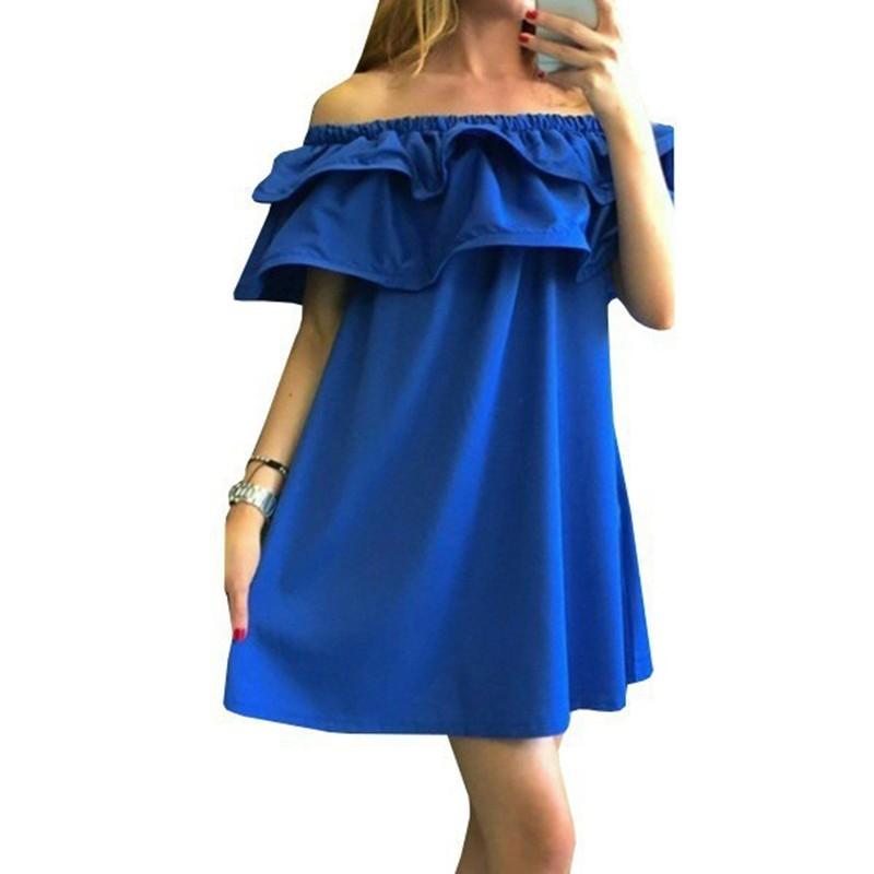 2016 nowe letnie sukienki sexy krótkim rękawem beach dress fashion kolorowe kobiety dress casual hot sprzedaż mini sukienki vestidos cd1329 5