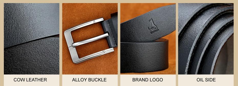[Miluota] pasy designer mężczyźni wysokiej jakości prawdziwy skórzany pas dla mężczyzn luksusowe ceinture homme military style 130 cm mu012 17