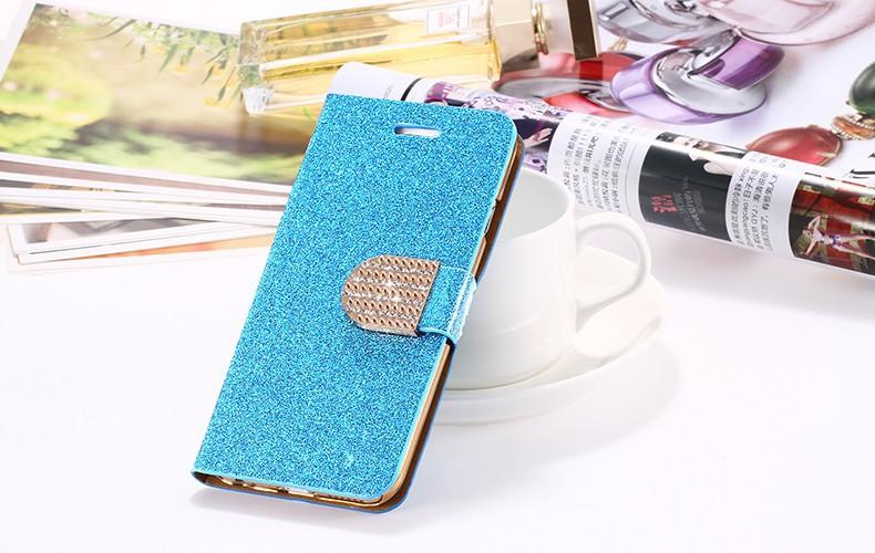 Kisscase dla iphone 5s case glitter bling skórzane etui dla iphone 5 5s se 6 6 s 7 plus stań portfel pokrywa dla iphone 7 7 plus SE 13