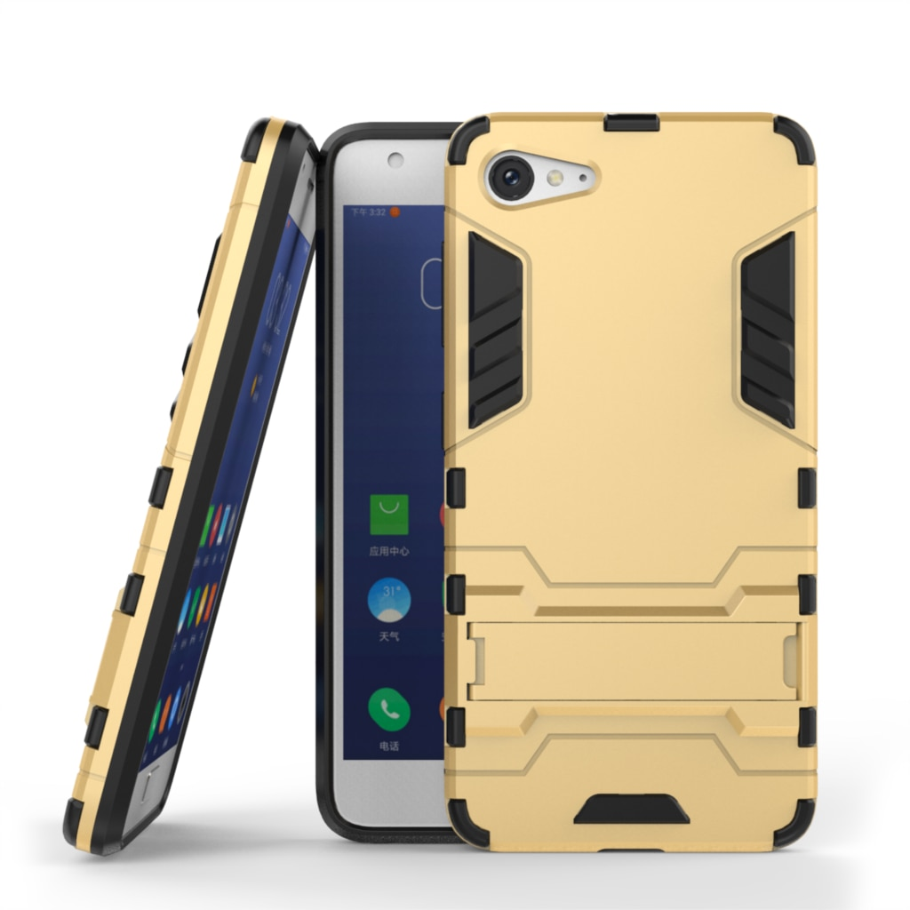 Wolfsay dla lenovo zuk z2 case slim armor robot telefon case dla lenovo z2 pokrywa dla lenovo zuk z2, odporna na wstrząsy gumowe twarde Fundas] 2