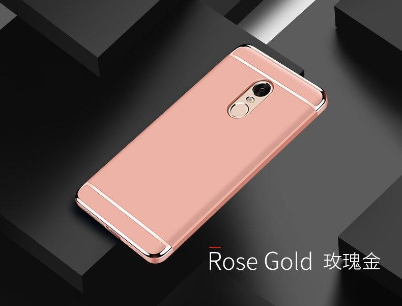 Xiaomi redmi note 4 bastec case luksusowe 3-w-1, odporna na wstrząsy matowe tarcza dysk back cover case dla xiaomi redmi note 4x 13
