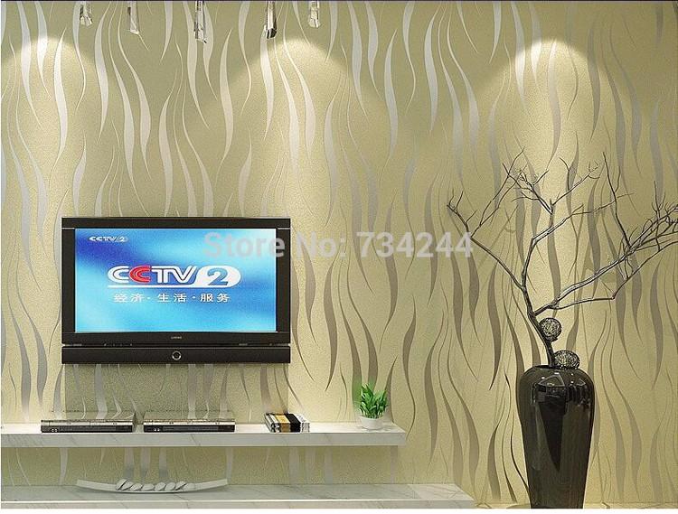Nowoczesny luksus 3D tapety pasków tapeta papel de parede adamaszku papieru dla salon sypialnia TV kanapa tle ściany R178 31