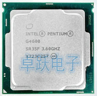Original Intel g4600 3,6 GHz 3MB 2-Core LGA1151 Prozessor kostenloser versand